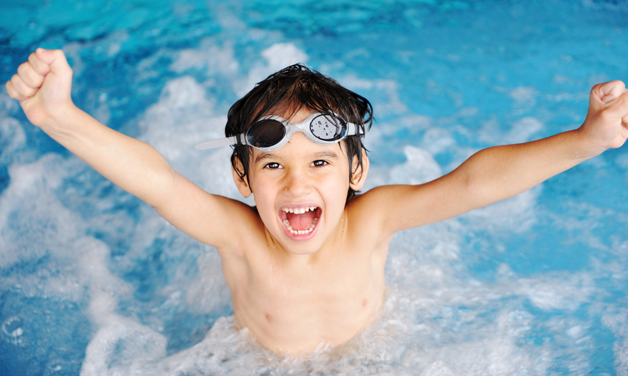Teach your kids to swim tips and tricks for fun for for Kids swimming pool